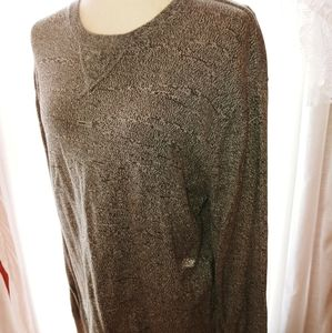 Billabong Gray Sweater Pullover L